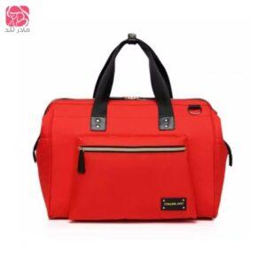 Colorland-Mommy-Diaper-Tote-Bag-Red_مادرلند